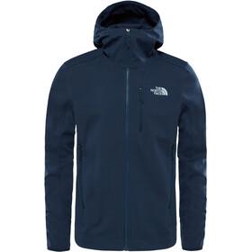The North Face Tansa Softshell Hooded Jacket Men urban navy